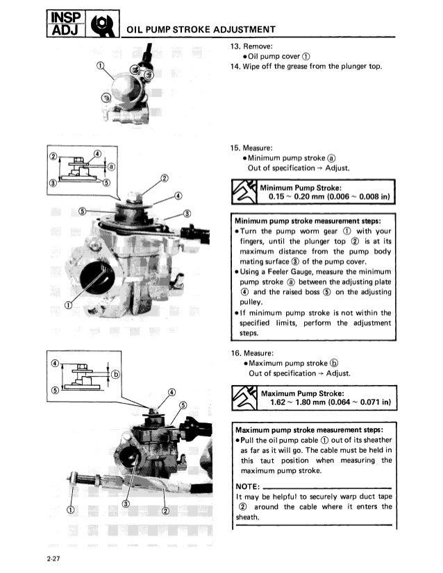 1987 Yamaha Exciter 570 Snowmobile Service Repair ManualYamaha Wiring Diagram 13