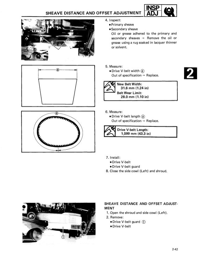 Surprising 1987 Yamaha Exciter 570 Snowmobile Service Repair Manual Wiring 101 Tzicihahutechinfo
