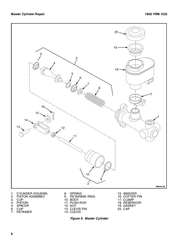 Yale G807 Erp15vt Lift Truck Europe Service Repair Manual