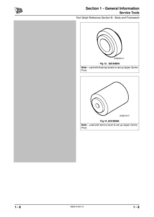 jcb 411 wheeled loader service repair manual sn:m1241500 pump wiring  diagram on pump operation