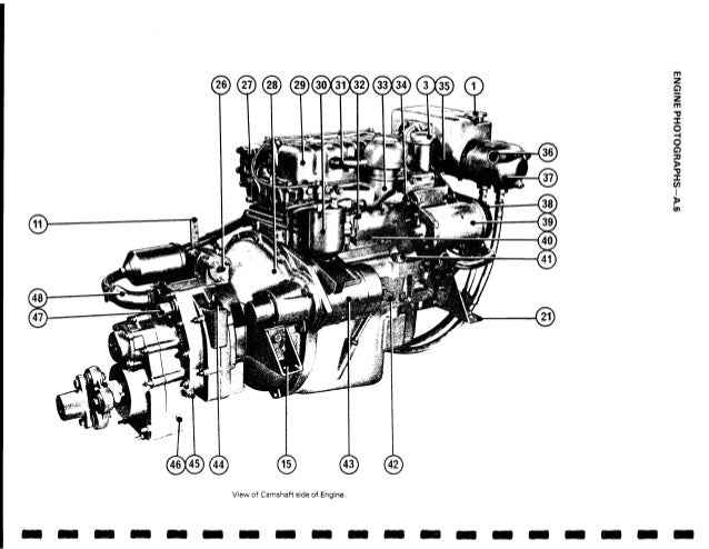 PERKINS 4.107M DIESEL ENGINE Service Repair Manual