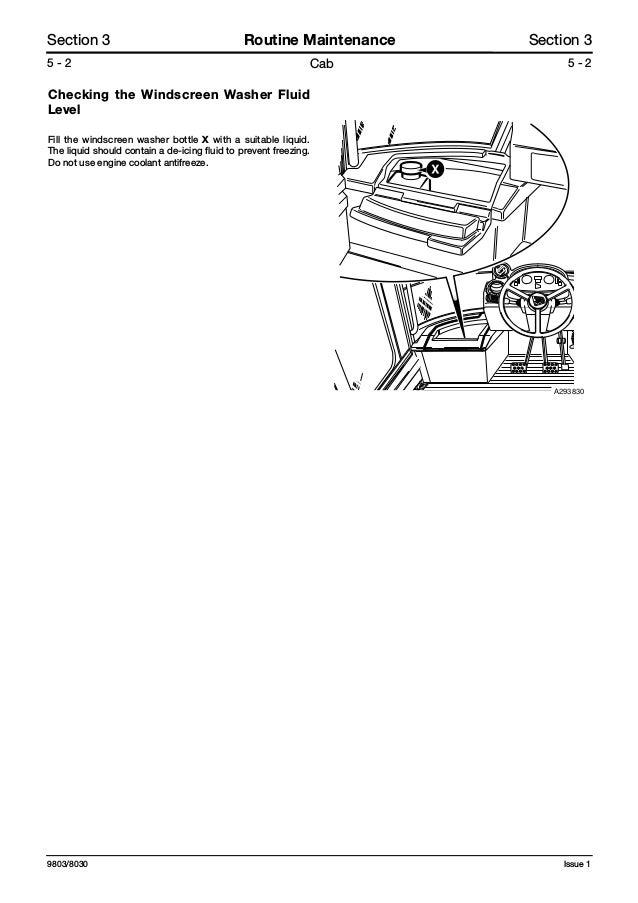 JCB 3170 PLUS FASTRAC Service Repair Manual