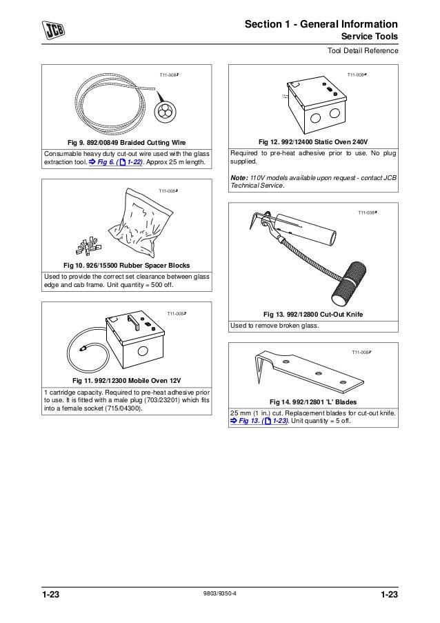 Jcb 8020 Mini Excavator Service Repair Manual Sn:1284000 Onwardsrhslideshare: Jcb Backhoe Wiring Diagram Dash At Gmaili.net