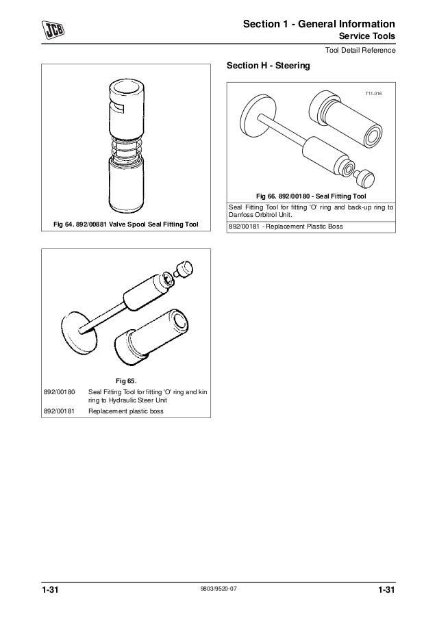 JCB TM310 TELESCOPIC WHEELED LOADER Service Repair Manual