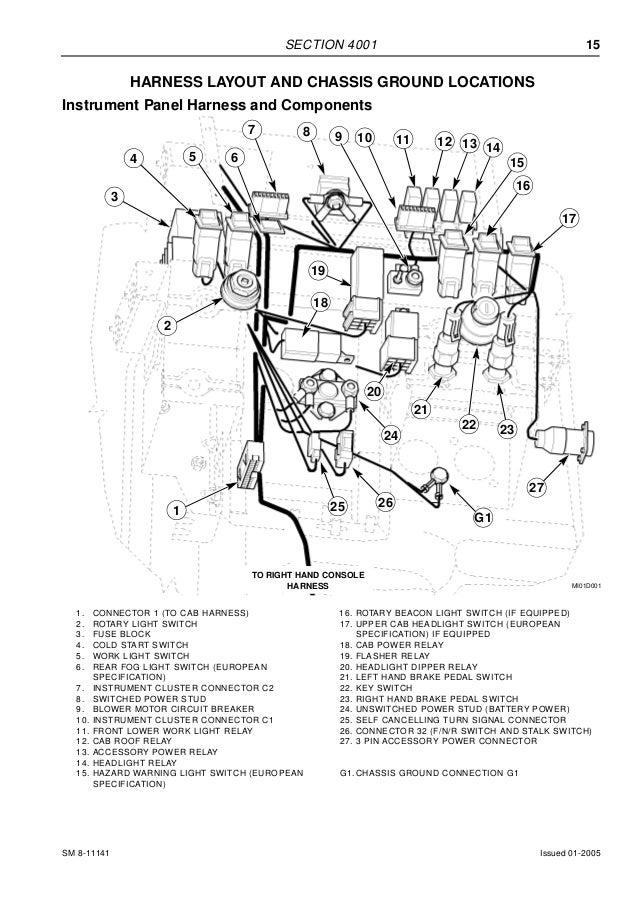 McCormick MTX165 Tractor Service Repair Manual
