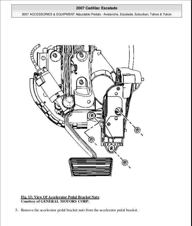 2008 Cadillac Escalade Service Repair Manual