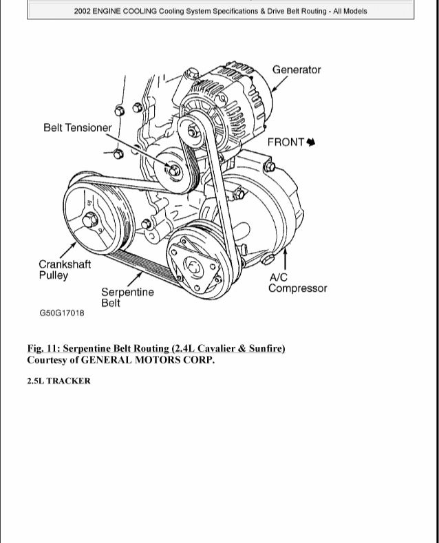2005 Chevrolet Impala Service Repair Manual