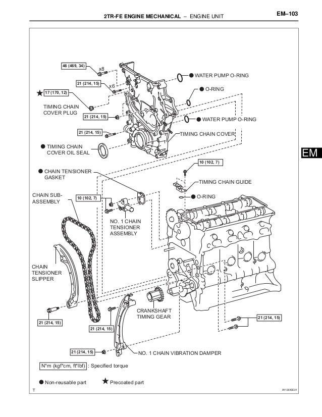 2001 TOYOTA TACOMA Service Repair Manual
