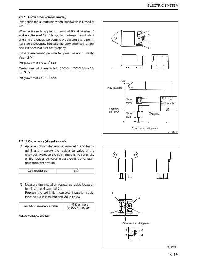 Mitsubishi Fg N Forklift Trucks Service Repair Manual Sn Ef C Up on Electric Continuity Tester Circuit Diagram