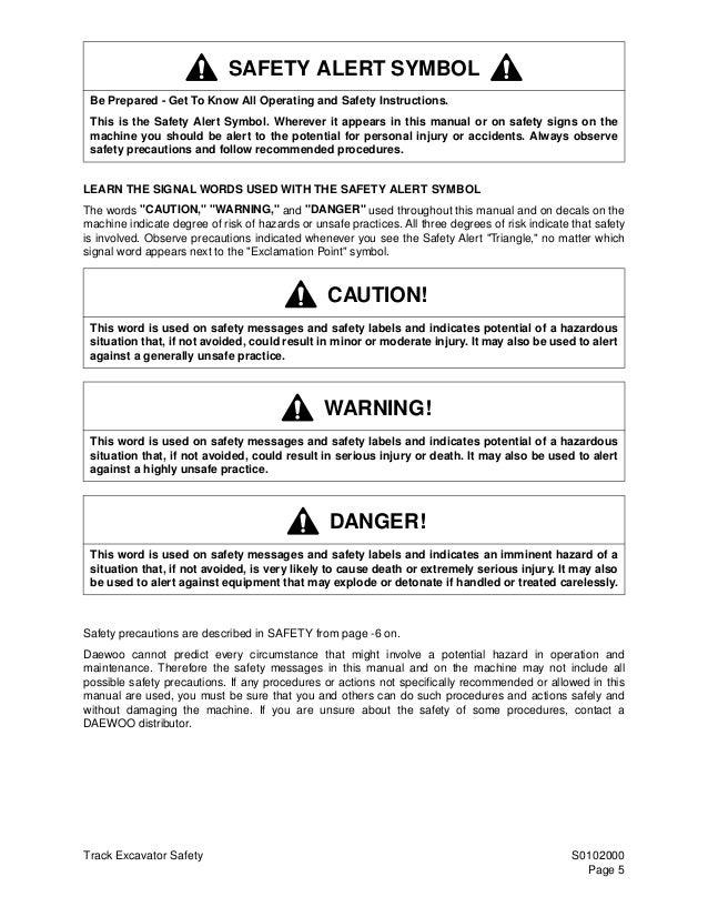 daewoo doosan solar 340lc v excavator service repair manual sn 1001 a rh slideshare net Manual Data Entry John Deere It Manuals