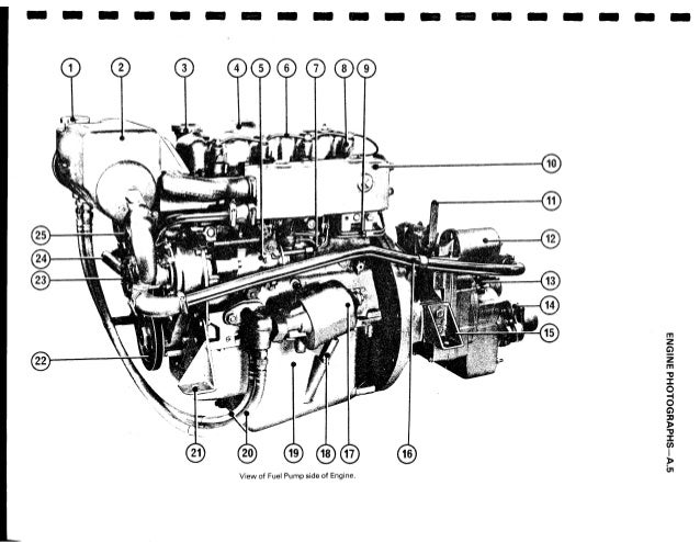 PERKINS 4.99M DIESEL ENGINE Service Repair Manual