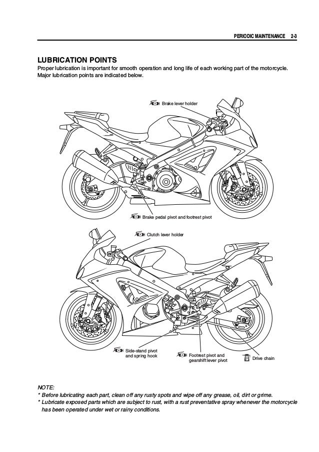 2007 Suzuki GSX-R1000 GSXR1000 K7 Service Repair Manual