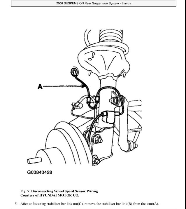 2005 Hyundai Elantra Service Repair Manual