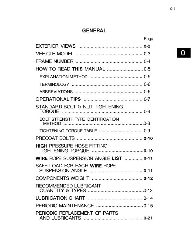Toyota 42-6FGCU30 Forklift Service Repair Manual