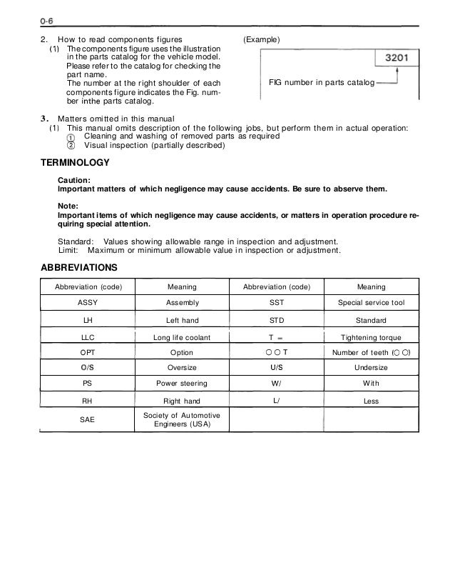 toyota 42 6fgcu30 forklift service repair manual rh slideshare net Toyota Manual Transmission Diagram Toyota Manual Transmission Diagram