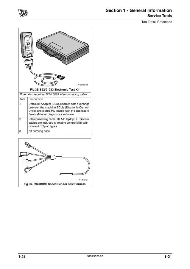 JCB TM310S TELESCOPIC WHEELED LOADER Service Repair Manual