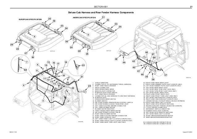 McCormick MTX185 Tractor Service Repair Manual