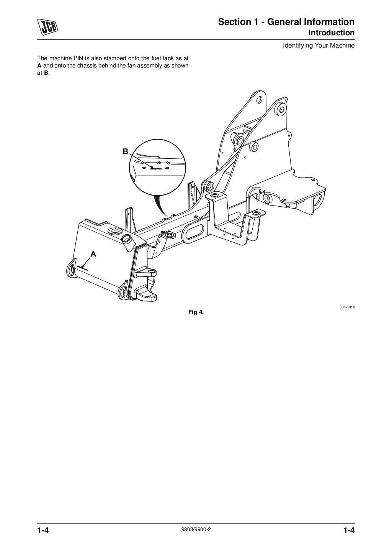 JCB 515-40 TELESCOPIC HANDLER Service Repair Manual