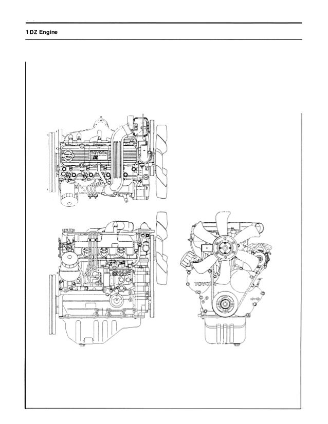 Toyota 42-6FGU15 Forklift Service Repair Manual