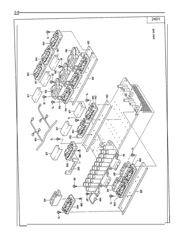 Toyotum 8fgu25 Wiring Diagram