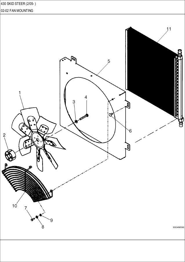 case 430 skid steer loader service repair manual rh slideshare net Case 430 Spec Sheet case 430 skid steer owners manual