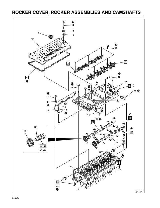 2002 Mitsubishi Fuso Truck Fe639 Service Repair Manual