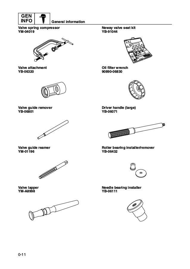 2010 YAMAHA F250CA 4-STROKE OUTBOARD Service Repair Manual