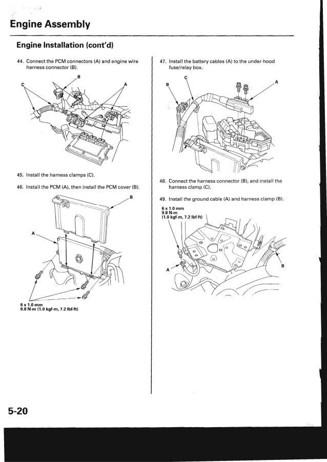 2009 Honda Crv Service Repair Manual