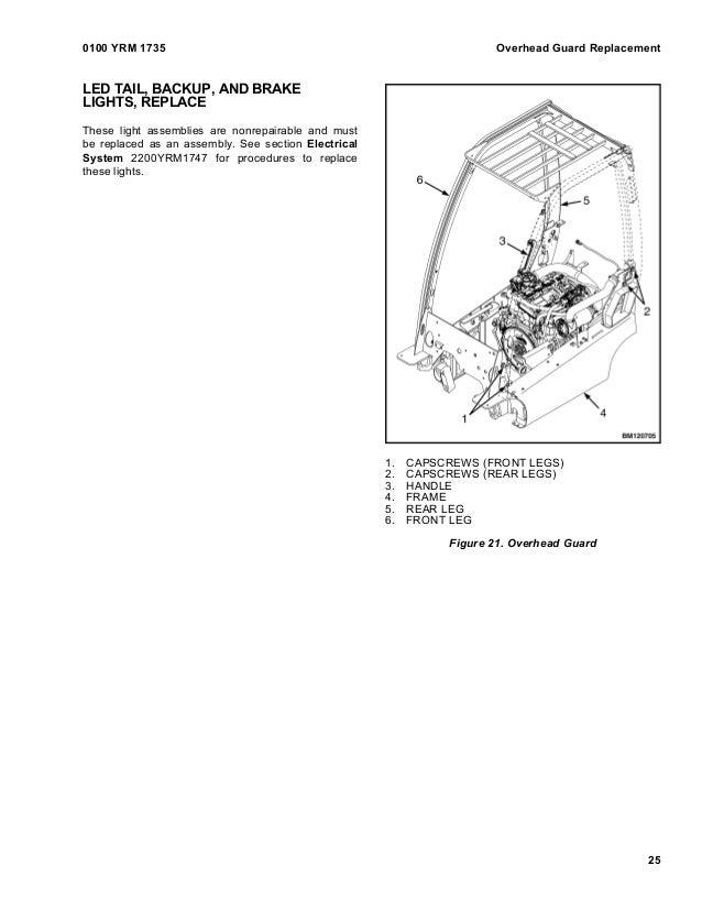 yale d809 glc030vx lift truck service repair manual rh slideshare net