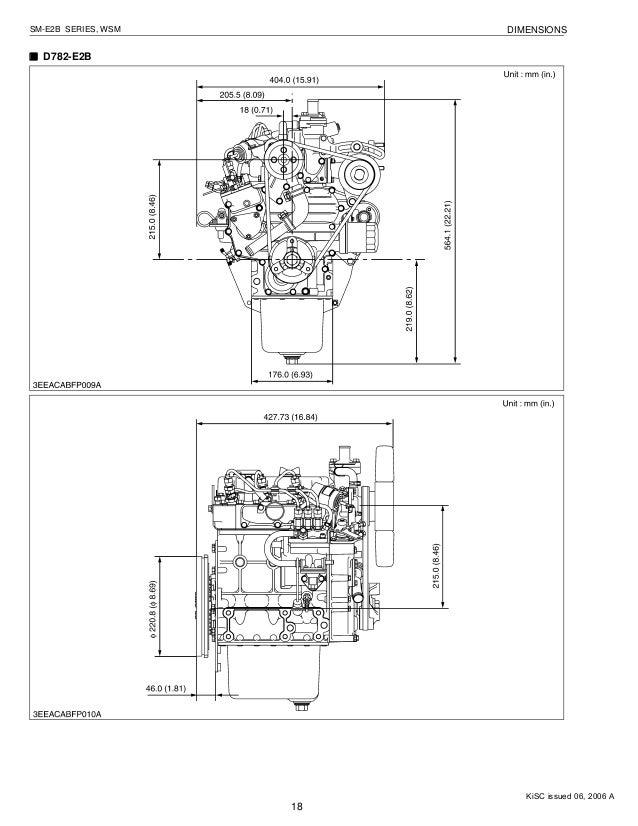 Kubota D722 Parts Catalog
