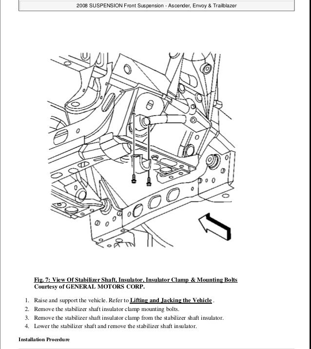 2006 Buick Rainier Service Repair Manual