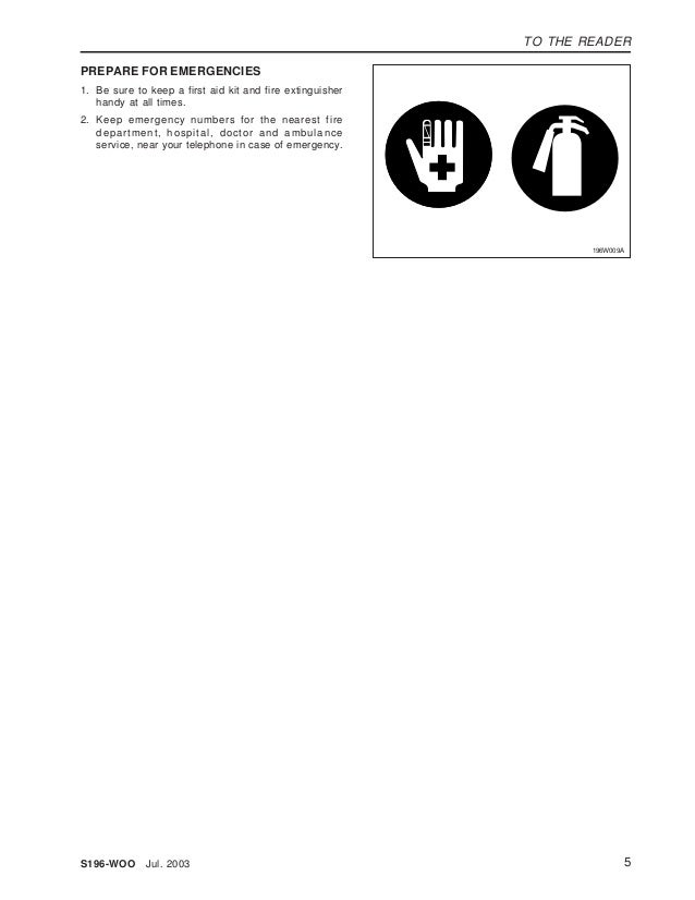Kioti Daedong CK20H Tractor Service Repair Manual