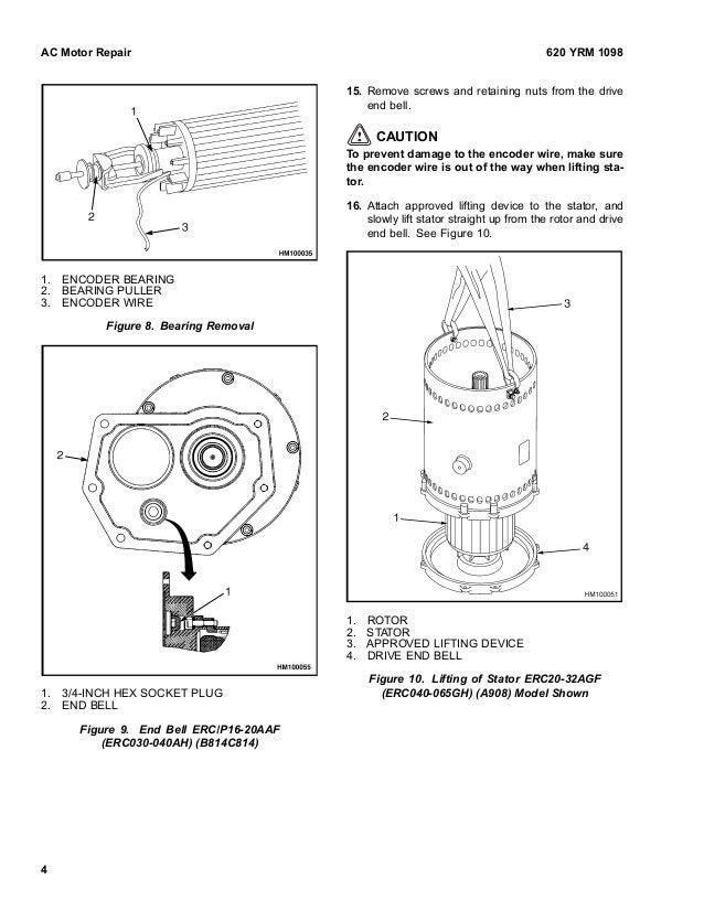 YALE C839 ERC40HG LIFT TRUCK Service Repair Manual