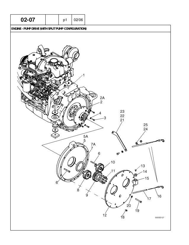 CASE 465 Skid Steer Loader Service Repair Manual