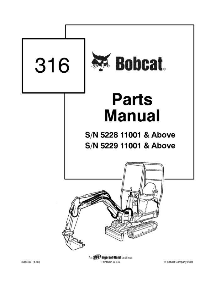bobcat t300 parts manual ebook