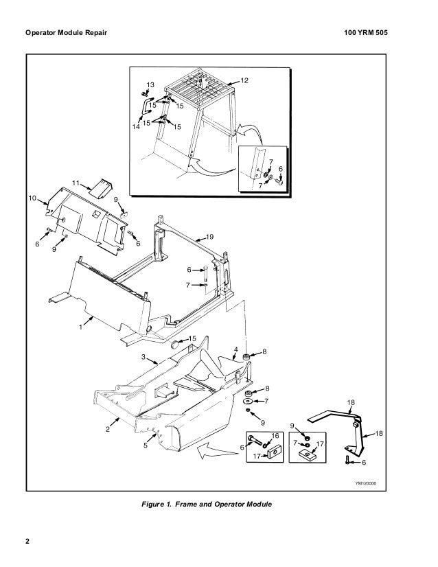 YALE E187 GLC040-065RG-TG-ZG LIFT TRUCK Service Repair Manual