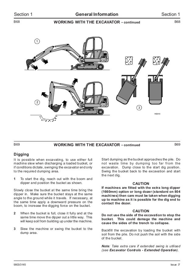 jcb 803plus mini excavator service repair manual sn 765607 onwards rh slideshare net Craftsman Garage Door Opener Manual Craftsman Garage Door Opener Manual