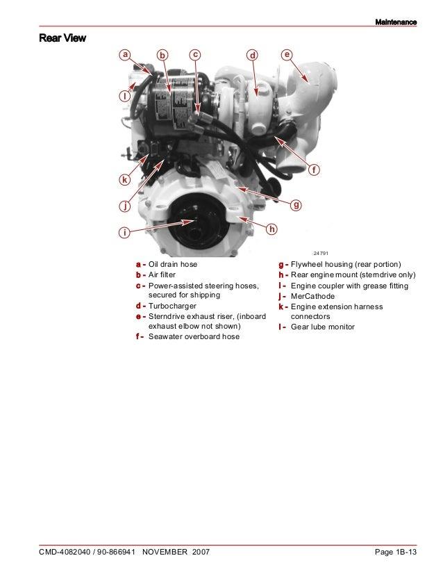 Cummins MerCruiser QSD 2 8 230 HP DIESEL ENGINE Service Repair Manual…