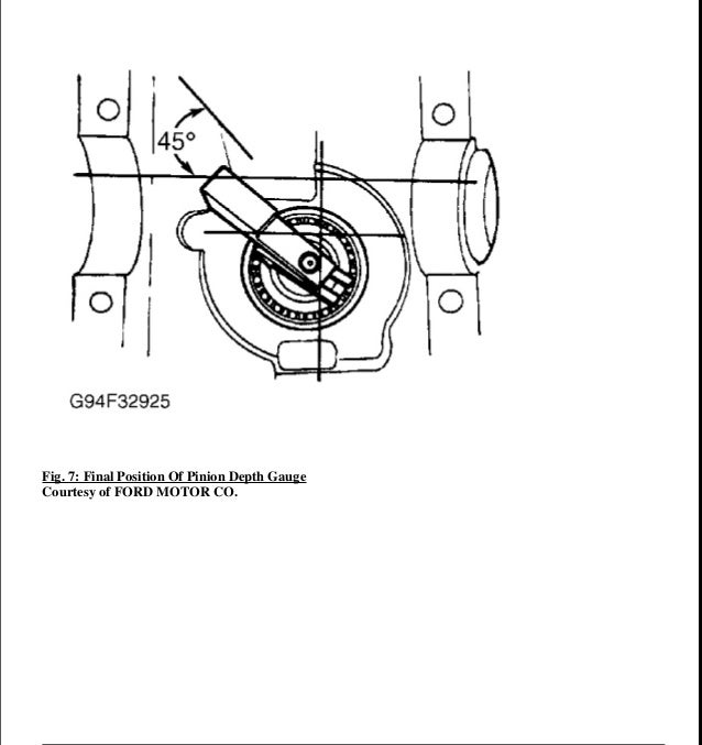 1996 FORD EXPLORER Service Repair Manual