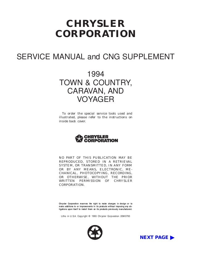 1994 dodge caravan service repair manual rh slideshare net APA Format Example APA Citation Examples