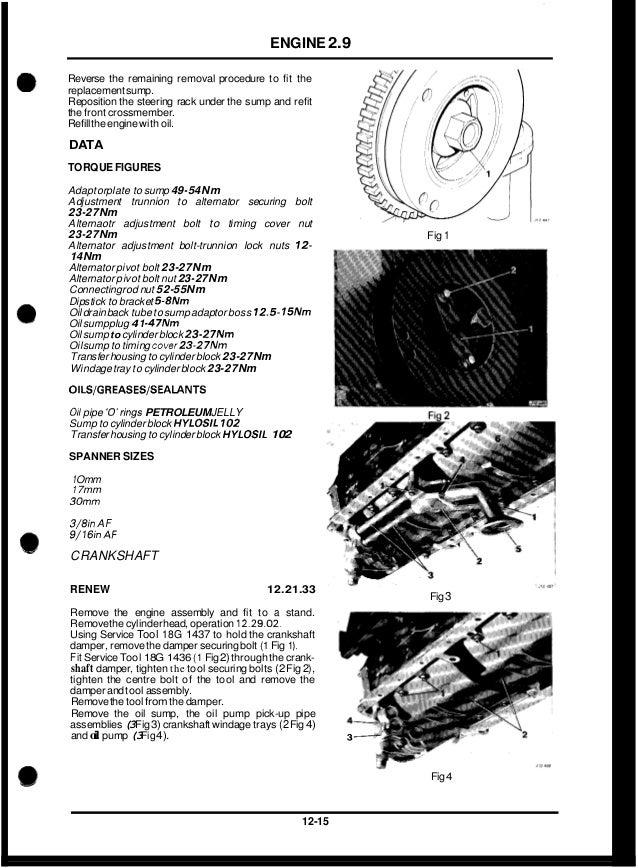 1987 JAGUAR XJ6 Service Repair Manual
