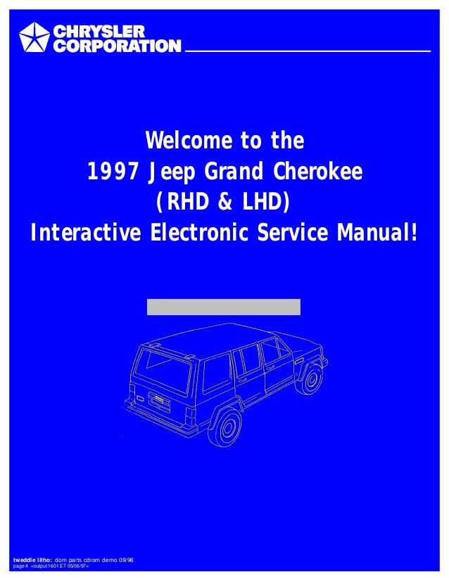 [DIAGRAM_1JK]  1997 JEEP GRAND CHEROKEE Service Repair Manual | 1997 Jeep Grand Cherokee Engine Diagram |  | SlideShare