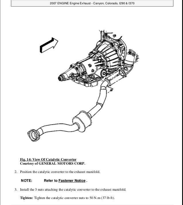 2006 GMC CANYON Service Repair Manual
