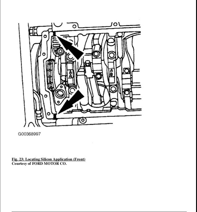 2003 FORD F250 F350 SUPER DUTY Service Repair Manual