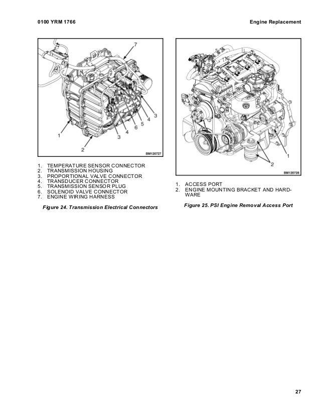 YALE B974 GDP20LX LIFT TRUCK Service Repair Manual
