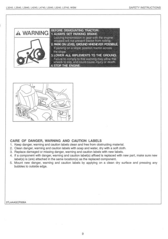 Kubota L5740 Tractor Service Repair Manual on l3830 kubota wiring diagram, l3400 kubota wiring diagram, l4200 kubota wiring diagram, l3240 kubota wiring diagram, l3940 kubota wiring diagram, l2250 kubota wiring diagram,
