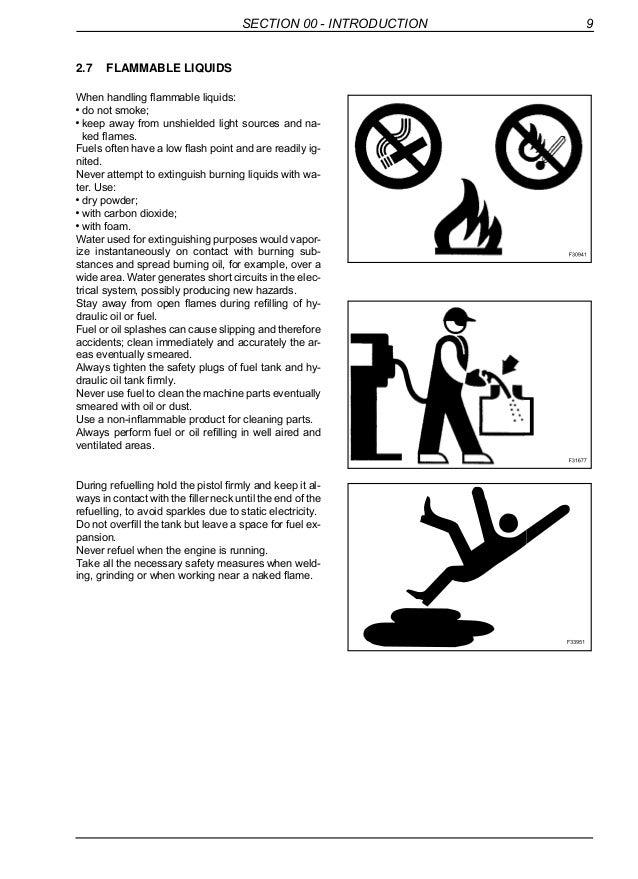 NEW HOLLAND W60BTC COMPACT WHEEL LOADER Service Repair Manual
