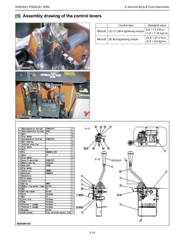 KUBOTA R520A WHEEL LOADER Service Repair Manual