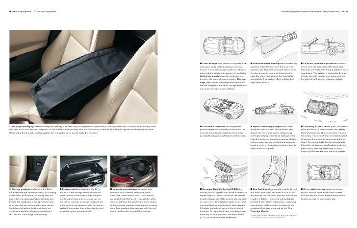 Bmw Z4 2009 Brochure