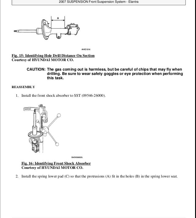 Other Car & Truck Suspension & Steering Parts Fits HYUNDAI EXCEL ...